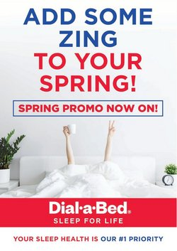 Home & Furniture offers in the Dial a Bed catalogue ( 1 day ago)