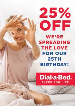 Dial a Bed catalogue ( 9 days left)