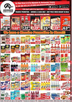 Advance Cash n Carry catalogue ( Expires tomorrow )