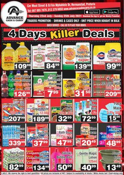 Advance Cash n Carry catalogue ( Expires today)