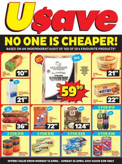 Usave catalogue ( 8 days left )