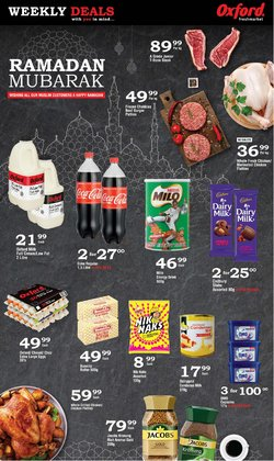 Oxford Freshmarket catalogue ( 2 days left )