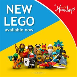 Babies, Kids & Toys offers in the Hamleys catalogue in Johannesburg ( 6 days left )