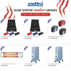 Zasttra offers in the Zasttra catalogue ( 9 days left)