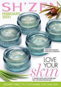 Beauty & Pharmacy offers in the Sh'Zen catalogue in Port Elizabeth ( Expires today )