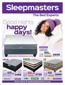 Sleepmasters catalogue ( Expires tomorrow)