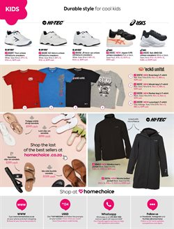 Shoes specials in HomeChoice