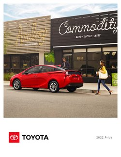 McCarthy Toyota offers in the McCarthy Toyota catalogue ( 2 days ago)