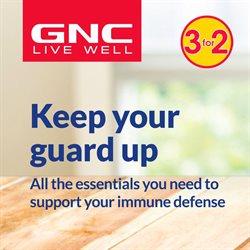 GNC South Africa catalogue ( Expired )