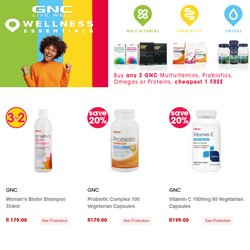 GNC South Africa offers in the GNC South Africa catalogue ( Expired)
