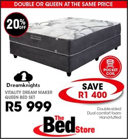The Bed Store catalogue in Port Elizabeth ( 18 days left )