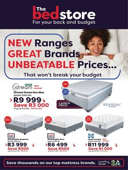 Home & Furniture offers in the The Bed Store catalogue ( 21 days left)