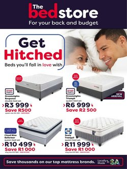 Home & Furniture offers in the The Bed Store catalogue ( 9 days left)