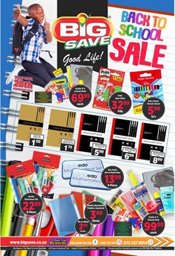 Big Save catalogue ( Expired )