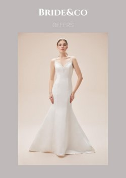 Bride&co offers in the Bride&co catalogue ( 29 days left)