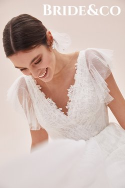 Bride&co offers in the Bride&co catalogue ( More than a month)