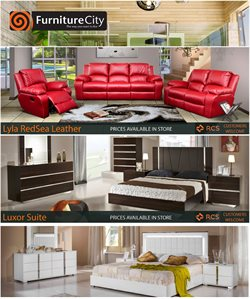 Furniture City catalogue ( Expired )