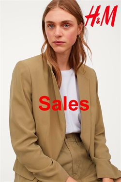 H&M catalogue ( 15 days left )