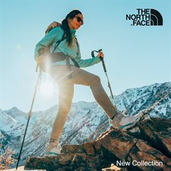 The North Face catalogue ( More than a month )