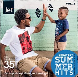 Clothes, shoes & accessories offers in the Jet catalogue in Cape Town