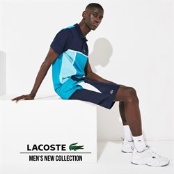 Lacoste catalogue in Cape Town ( More than a month )