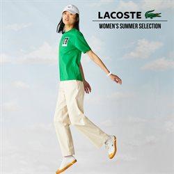 Lacoste catalogue ( 8 days left)