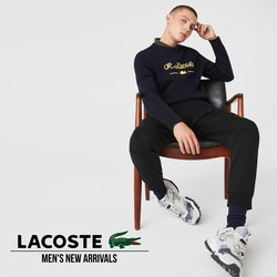 Luxury brands offers in the Lacoste catalogue ( More than a month)