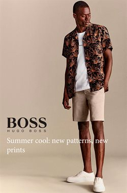Luxury brands offers in the Hugo Boss catalogue ( 22 days left)