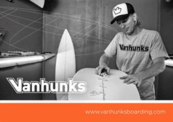 Vanhunks catalogue ( More than a month )