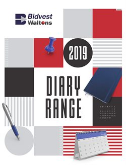 Calendar offers in the Bidvest Waltons catalogue in Cape Town
