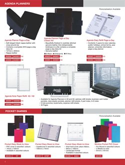 Indexes offers in the Bidvest Waltons catalogue in Cape Town