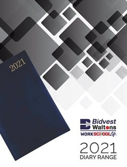 Books & Stationery offers in the Bidvest Waltons catalogue in Cape Town ( More than a month )