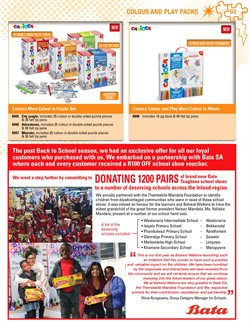 Puzzle offers in the Bidvest Waltons catalogue in Cape Town