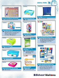 Fitness offers in the Bidvest Waltons catalogue in Cape Town