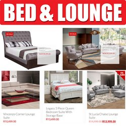 Bed and Lounge catalogue ( Expired )