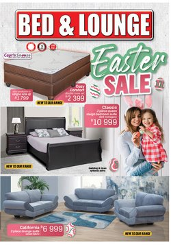 Bed and Lounge catalogue ( 2 days ago )