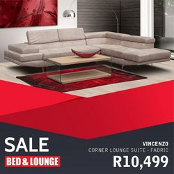 Bed and Lounge catalogue ( 5 days left)