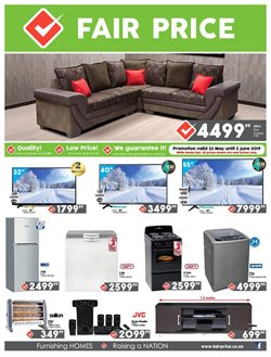 Fair Price deals in the Sandton special