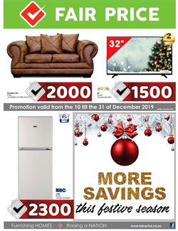 Fair Price deals in the Roodepoort special