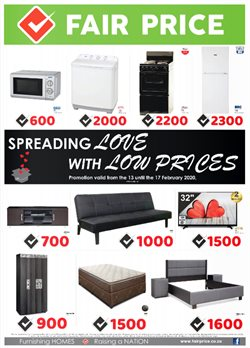 Fair Price catalogue in Pretoria ( Expires tomorrow )