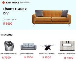 Fair Price catalogue ( Expires today)
