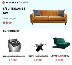 Fair Price catalogue ( 4 days left)
