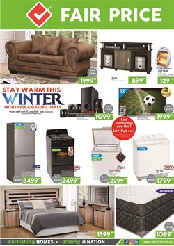 Fair Price Deals In The Edenvale Special. Open Catalogue
