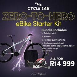 Cycle Lab catalogue ( Expired )