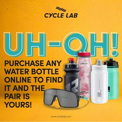 Cycle Lab catalogue ( 9 days left )
