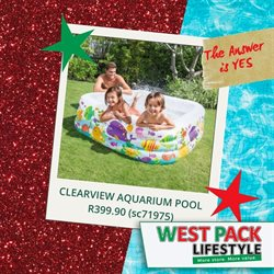 West Pack Lifestyle catalogue ( Expired )