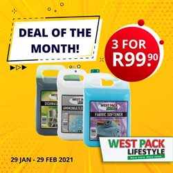 West Pack Lifestyle catalogue ( Expires today )