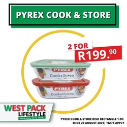 West Pack Lifestyle offers in the West Pack Lifestyle catalogue ( Published today)