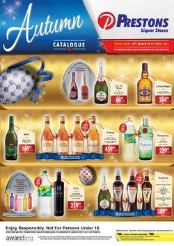 Prestons catalogue ( Expired )