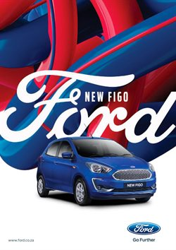 Ford catalogue in Port Elizabeth ( More than a month )